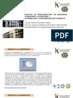 CLASE N° 1  ELECTIVA EN SAN I  ACCESIBILIDAD Y DISPONIBILIDAD DE ALIMENTOS (1)