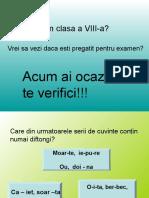 0test_clasa_a_viii_a.pps