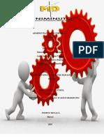 portafolio de herramientas para el control administrativo