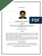 A DE VIDA JOSH 2