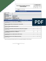 Cuestionario de Debida Diligencia de Proveedores v.01 (003)