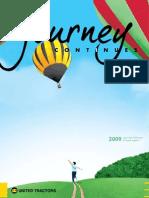 UNTR Annual Report 2009
