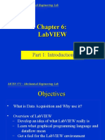 Lab Lecture3 Intro to LabView