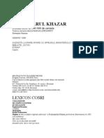 Milorad Pavic - Dictionarul Khazar