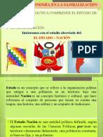 1. NACIÓN - ESTADO PERUANO