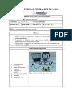 Informe N°7 - Combinación de capacitores en serie