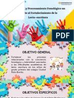 Lateralidad presentacion