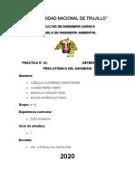 TAREA 03 FISICOQUÍMICA-Grupo 02