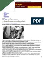 O Ensaio Fotográfico e sua importância _ Grupo Imagem