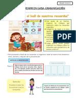FICHA DE APLICACIÓN COMUNICACIÓN-S21-5