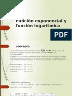 Función exponencialylogaritmica_clase