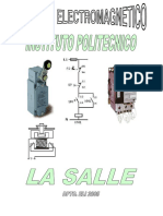 Manual de control electromecanico IRO