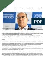 2020-08-28-08-Senadores comentam afastamento de governador do Rio de Janeiro, acusado de corrupção — Senado Notícias