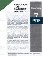 Cap 7 OLG Diagnostico Financiero