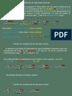 ejemplo calculo de concentraciones