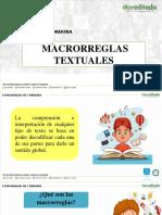 PPT MACRORREGLAS, SUPERESTRUCTURA Y CONECTORES.pdf