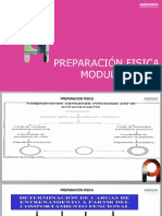 Preparación Física Modulos 2