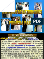 MATRIMONIOS-I