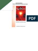 Osho Rajneesh - Kundalini. Przebudzenie wewnŕtrznej energii