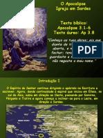 Estudo 04 - Apocalipse - O Livro da Revelação - PPS.ppt