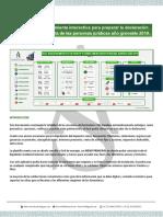 Instructivo de Uso Herramienta Para La Elaboracion de La Declaracion de Renta de Las Personas Juridicas Ano Gravable 2019