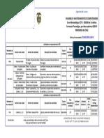 Agenda - ENSAMBLE Y MANTENIMIENTO DE COMPUTADORES - 2020 II PERIODO16-04 (764)