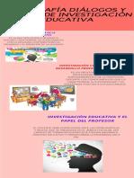 INFOGRAFÍA DIÁLOGOS Y CAMPOS DE INVESTIGACIÓN EDUCATIVA (2) (1)