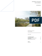 Concours Pont de la Republique | note explicative