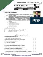 SEM 01 LITERATURA FICHA DE TRABAJO 4° PRIM III BIM