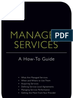 Qwest Managed Services a How to Guide