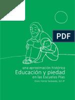 Educación y piedad Enric Ferrer