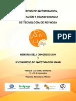 Congreso de investigación UMAN