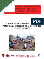 CARTILLA TECNICA  DE LAS BUENAS PRACTICAS AGRICOLAS