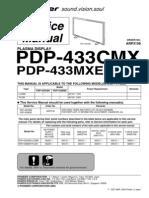 Pdp-433cmx Mxe Arp3156