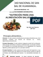 CLASE 3 NUTRICIÓN AGRO INDUSTRIAS