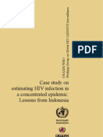 Indonesia_Hiv modeling
