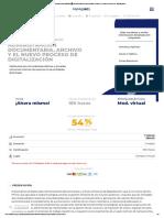 ADMINISTRACIÓN DOCUMENTARIA, ARCHIO Y EL NUEVO PROCESO DE DIGITALIZACIÓN