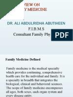 Introduction to  F M 19 sixth Ali Abutiheen