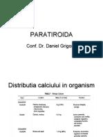 Curs Paratiroide