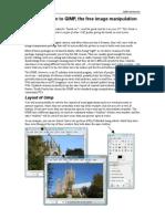 GIMP 1 Intro