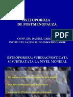 Curs Osteoporoza