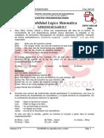 Semana 4 Pre San Marcos 2017-II (UNMSM) PDF