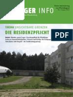 Bündnis gegen Lager Berlin-Brandenburg - No Lager Info Nr.1
