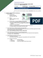 RPP IPS VII-2 Pertemuan XVII; Merumuskan Konsep Masa Praaksara
