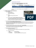 RPP IPS VII-2 Pertemuan IX; Nilai nilai budaya masa praaksara di Indonesia