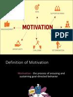 BC motivation