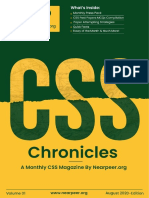 CSS Chronicles August.pdf