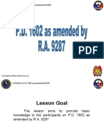 PD 1602 AS AMENDED BY RA 9287