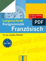 Kurzgrammatik Franzoesisch (2008)
