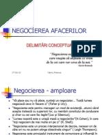 Tema1 Factori determinanti ai procesului de negociere12oct2010